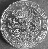 メキシコ記念銀貨 西暦1976年