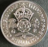 オーストラリア銀貨 西暦1944年