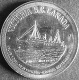 カナダ記念銀貨 西暦1981年