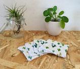Lingettes lavables Cactus #1