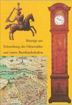 Beiträge zur Erforschung des Odenwaldes und seiner Randlandschaften III