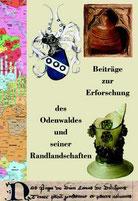 Beiträge zur Erforschung des Odenwaldes und seiner Randlandschaften VIII