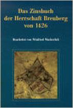 Das Zinsbuch der Herrschaft Breuberg von 1426