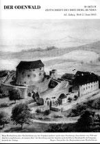Der Odenwald – Zeitschrift des Breuberg-Bundes