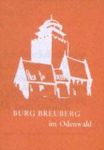 Burg Breuberg im Odenwald  (Breubergführer)