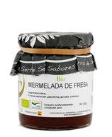 MERMELADA DE FRESA ECOLÓGICA