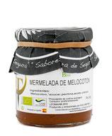 MERMELADA DE MELOCOTÓN ECOLÓGICA