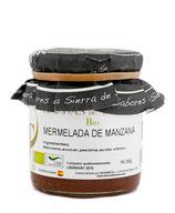 MERMELADA DE MANZANA ECOLÓGICA