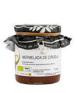 MERMELADA DE CIRUELA ECOLÓGICA