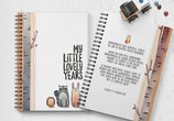 "KINDERTAGEBUCH ""MY LITTLE LOVELY YEARS"""