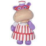 Figurine Docteur la peluche, Hallie l'Hippopotame