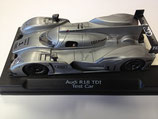 Audi R18 TDI Test Car