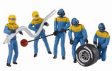 Figurensatz Mechaniker Blau Artnr. 21132