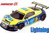 Ninco Sport S Audi R8 GT3 Bilstein Lightning