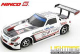 Ninco Lightened Mercedes SLS Viage