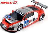 Ninco Lightning Pro Race Audi R8 GT3 S-Line