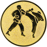 "A2.78 Emblem ""Karate"" Ø 50mm"