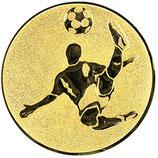 """A2.183 - Emblem """"Fußball"""" Ø 50mm"""