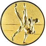 """A21.13 - 3D Emblem """"Judo"""" Ø 50mm"""