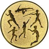 """A2.6 - Emblem """"Leichtathletik"""" Ø 50mm"""