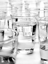 Glas 'Becher'