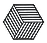 Tischschoner 'Hexagon'