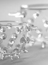 Glasschale 'Seeigel'