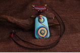 Collier sautoir vintage Népal