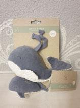 Little Dutch Spieluhr Wal blau