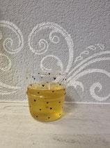 Wasser Glas mit Herzen     Bastion Collection