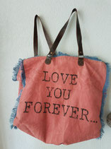 "Handtasche "" Love you Forever"