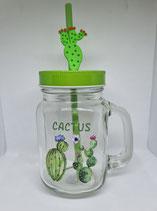 Henkel Glas Kaktus