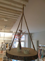 Holztablett zum aufhängen