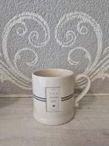 Kaffee Tasse  It`s a good day     Bastion Collection