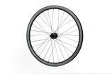 Pauger Wheels Hinterrad Clincher&Tubeless Ready Rim