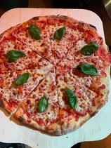 Pizza Margherita (vegetarisch)