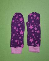 Handschuhe pink-lila/rosa lang Gr. 1