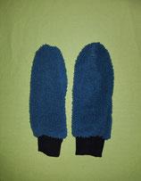 Handschuhe grün/schwarz lang Gr. 3