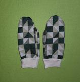 Handschuhe grüntöne/weiß Gr. 0