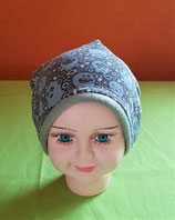Beanie long Gespenst/grau KU 43/45