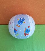 Luftballonhülle Roboter/Sterne