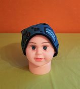Beanie short PC/dunkelblau KU 40/42