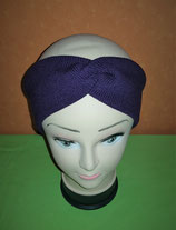 Stirnband lila KU 55cm