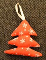 Weihnachtliches Bäumchen rot
