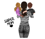 Tasse Mutter & Tochter Muttertag