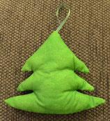 Weihnachtliches Bäumchen grün
