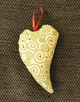 Herz grün