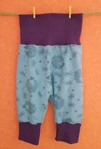 Pumphose Pusteblume/lila Gr. 62/68