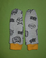 Handschuhe Cool/gelb lang Gr. 2