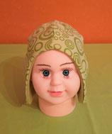 Ohrenmütze Kreise/grün KU 40/42